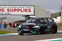 Round 5 of the 2021 British Touring Car Championship. #20 Paul Rivett. Racing with Wera & Photon Group. Ford Focus ST.