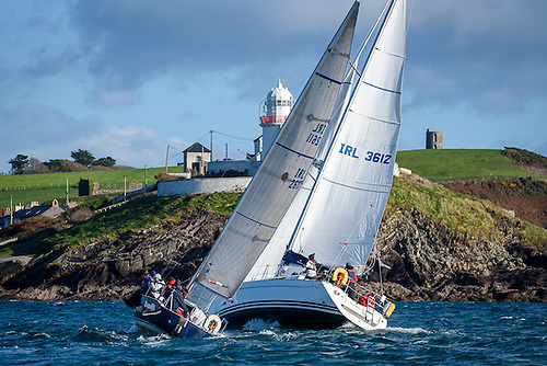 RCYC Keelboat training in Cork Harbour has been cancelled due to weather