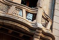 Spanien, Mallorca,  erbaut 1908-1911 von Francesc Roca unter dem Einfluss von Gaudi