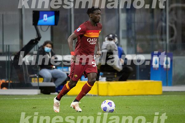 inter-roma - milano 12 maggio 2021 - 36° giornata Campionato Serie A - nella foto: darboe