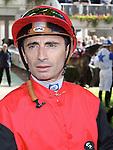 .Gentoo wins the race. Jockey Gerald Mosse Owner : S TRipier Mondancin. Trainer : Lyon (S) .  Here is Gerald Mosse