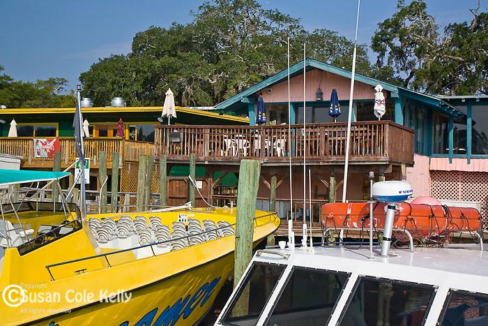 Little River fishing village, Carolina Coast, SC