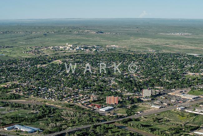 Pueblo, Colorado. Belmont area. June 2015