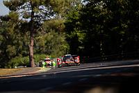 #48 IDEC Sport Oreca 07 - Gibson LMP2, Paul Lafargue, Paul-Loup Chatin, Patrick Pilet, 24 Hours of Le Mans , Test Day, Circuit des 24 Heures, Le Mans, Pays da Loire, France