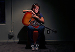 Singer-songwriter Neko Case at her record company, Anti Records, Thursday in Los Angeles. Her new album arrives March 7 with some excellent advance reviews, and she will be making her national TV debut March 9 on The Tonight Show.
