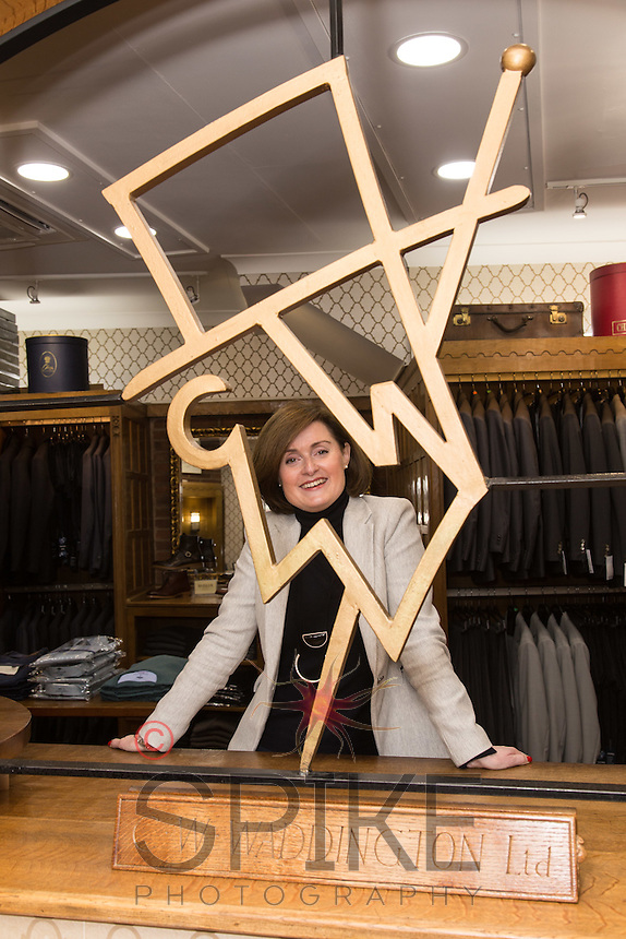 Jane Parkinson, Director of Waddington Menswear