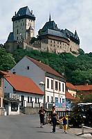 Burg Karlstein bei Prag, Tschechien