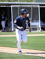Luis Urias - San Diego Padres 2019 spring training (Bill Mitchell)