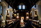 Oxford University<br /> Oxford, United Kingdom<br /> November 28, 2018<br /> Merton College Hall.