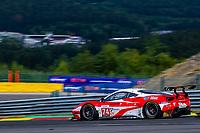 #74 KESSEL RACING - LMGTE - FERRARI F488 GTE EVO - MICHAEL BRONISZEWSKI/NICOLA CADEI/DAVID PEREL