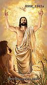 Dona Gelsinger, EASTER RELIGIOUS, OSTERN RELIGIÖS, PASCUA RELIGIOSA, paintings+++++,USGE1941A,#er#, EVERYDAY,Jesus