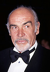 Sean Connery  attends  the Tony Awards at Radio City Music Hall in New York City on 6/7/98