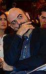 """ROBERTO SAVIANO<br /> CONVEGNO """"STATI UNITI D'EUROPA"""" - RADICALI ITALIANI -  HOTEL ERGIFE 2017"""