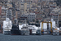 2019 01 03 Border Control vessels SN, Greece
