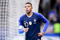Kylian MBappe (Fra) <br /> Paris 20191114 Stade De France  <br /> Football France - Moldavia <br /> Qualification Euro 2020 <br /> Foto JB Autissier / Panoramic/Insidefoto <br /> ITALY ONLY