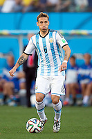 Lucas Biglia of Argentina