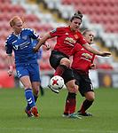 Jess Sigsworth of Manchester United Women