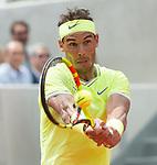 Rafael Nadal (ESP) defeated Yannick Maden (GER) 6-1, 6-2, 6-4