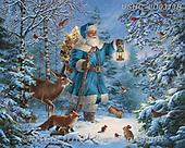Liz,CHRISTMAS SANTA, SNOWMAN, WEIHNACHTSMÄNNER, SCHNEEMÄNNER, PAPÁ NOEL, MUÑECOS DE NIEVE, paintings+++++,USHCLD0313B,#x#
