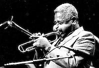 FILE PHOTO  Dizzy Gillespie<br />  circa 1988