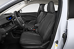 Front seat view of 2021 Ford Mustang-Mach-E Premium 5 Door SUV Front Seat  car photos
