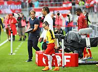 Leroy Sane (Deutschland Germany) - 02.06.2018: Österreich vs. Deutschland, Wörthersee Stadion in Klagenfurt am Wörthersee, Freundschaftsspiel WM-Vorbereitung