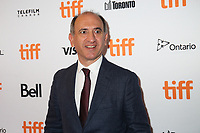 DIRECTOR ARMANDO IANNUCCI - RED CARPET OF THE FILM 'THE DEATH OF STALIN' - 42ND TORONTO INTERNATIONAL FILM FESTIVAL 2017 . TORONTO, CANADA, 09/09/2017. # FESTIVAL DU FILM DE TORONTO - RED CARPET 'THE DEATH OF STALIN'