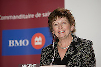 Montreal,(Qc) CANADA - Mar 21 2011 -  Madeleine Chenette