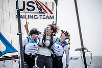 Enoshima ,Round one of the 2020 World Cup Series. © Jesus Renedo / Sailing Energy / World Sailing<br /> 26 August, 2019.