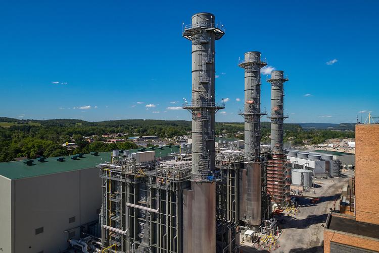 Panda Hummel Power Station Power Plant   Bechtel