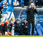 Mark Warburton tells his players to focus and keep their minds on the job