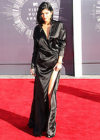LOS ANGELES, CA, USA - AUGUST 24: Kylie Jenner at the 2014 MTV Video Music Awards held at The Forum on August 24, 2014 in the Los Angeles, California, United States. (Photo by Xavier Collin/Celebrity Monitor)