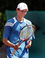 12-7-06,Scheveningen, Siemens Open, second round match, Thiemo de Bakker