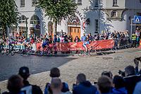 Men Junior Road Race<br /> <br /> UCI 2017 Road World Championships - Bergen/Norway