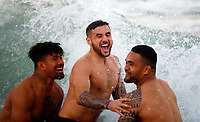 190530 Super Rugby - Hurricanes Beach Recovery Session