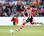 Nederland, Eindhoven, 21 juli 2015<br /> Oefenwedstrijd<br /> PSV-FC Eindhoven<br /> Rai Vloet van PSV in actie met bal