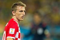 Luka Modric of Croatia