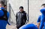 St Johnstone Training....30.04.21<br />Manager Callum Davidson pictured during training at McDiarmid Park ahead of tomorrows game at Hibs.<br />Picture by Graeme Hart.<br />Copyright Perthshire Picture Agency<br />Tel: 01738 623350  Mobile: 07990 594431