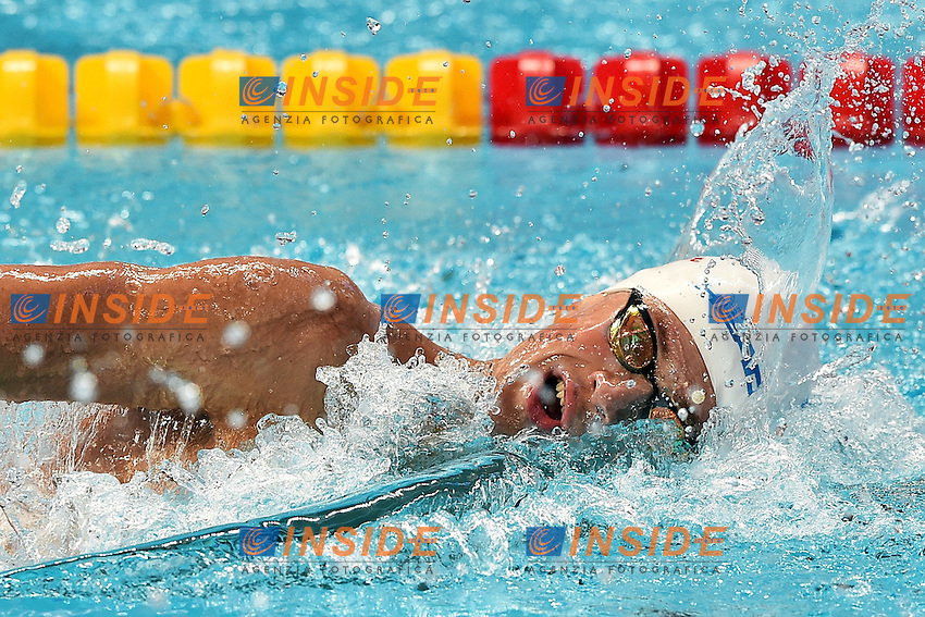 ROMANCHUK Mykhailo UKR Men's 400m Freestyle <br /> Day10 02/08/2015 Kazan Arena <br /> Swimming Nuoto <br /> XVI FINA World Championships Aquatics  <br /> Kazan Tatarstan RUS <br /> Photo Andrea Staccioli/Deepbluemedia/Insidefoto