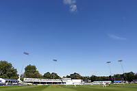 General view of play during Essex CCC vs Surrey CCC, Specsavers County Championship Division 1 Cricket at The Cloudfm County Ground on 17th September 2019