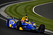 Verizon IndyCar Series<br /> Indianapolis 500 Practice<br /> Indianapolis Motor Speedway, Indianapolis, IN USA<br /> Monday 15 May 2017<br /> Alexander Rossi, Andretti Herta Autosport with Curb-Agajanian Honda<br /> World Copyright: Scott R LePage<br /> LAT Images