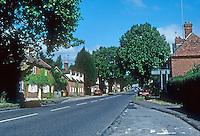 Nuneham Courtenay: Oxon, on the Oxford-Henley Road, 1760's. Photo '87.