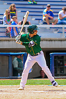 Beloit Snappers outfielder J.C. Rodriguez (6) at the plate during a Midwest League game against the Quad Cities River Bandits on June 18, 2017 at Pohlman Field in Beloit, Wisconsin.  Quad Cities defeated Beloit 5-3. (Brad Krause/Four Seam Images)