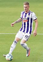 Real Valladolid's Raul Carnero during La Liga match. July 11,2020. (ALTERPHOTOS/Acero)<br /> 11/07/2020<br /> Liga Spagna 2019/2020 <br /> Valladolid - Barcelona <br /> Foto Alterphotos / Insidefoto <br /> ITALY ONLY