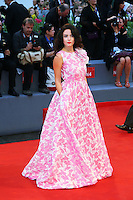 Tiziana Buldini attends the red carpet for the premiere of the movie 'The Danish Girl' during 72nd Venice Film Festival at Palazzo Del Cinema in Venice, Italy, September 5.<br /> UPDATE IMAGES PRESS/Stephen Richie