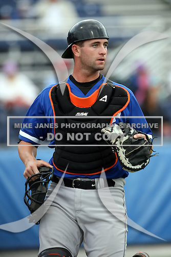 July 14th 2008:  Brian Bent of the Aberdeen Ironbirds, Class-A affiliate of the Baltimore Orioles, during a game at Dwyer Stadium in Batavia, NY.  Photo by:  Mike Janes/Four Seam Images