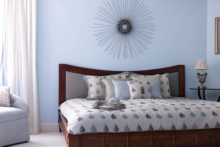 Barbara Hawthorne Bedroom design