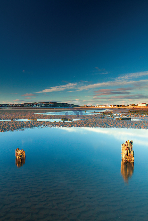 Broughty Ferry from Barnmill, Tayside