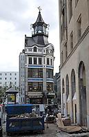 Stadtansichten 2009 - Riquet Haus Café Kaffeehaus am Salzgäßchen. Foto: Norman Rembarz..Norman Rembarz , ( ASV-Autorennummer 41043728 ), Holbeinstr. 14, 04229 Leipzig, Tel.: 01794887569, Hypovereinsbank: BLZ: 86020086, KN: 357889472, St.Nr.: 231/261/06432 - Jegliche kommerzielle Nutzung ist honorar- und mehrwertsteuerpflichtig! Persönlichkeitsrechte sind zu wahren. Es wird keine Haftung übernommen bei Verletzung von Rechten Dritter. Autoren-Nennung gem. §13 UrhGes. wird verlangt. Weitergabe an Dritte nur nach  vorheriger Absprache..
