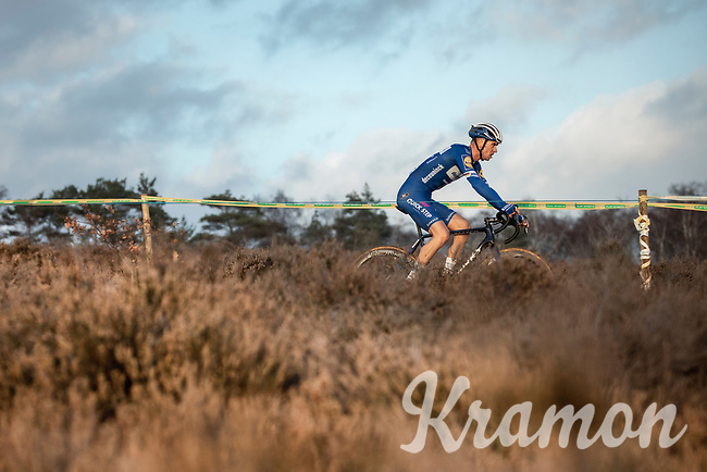 Zdenek Stybar (CZE/Deceuninck-Quick Step) <br /> <br /> CX Superprestige Zonhoven (BEL) 2019<br /> Elite & U23 mens race